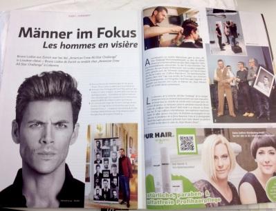TopHair International Magazine