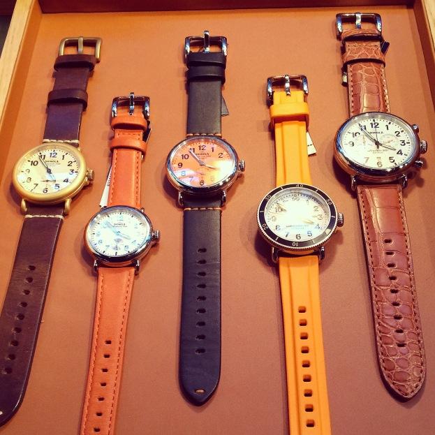 Handmade watches