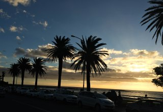 Sunsets at Campsbay