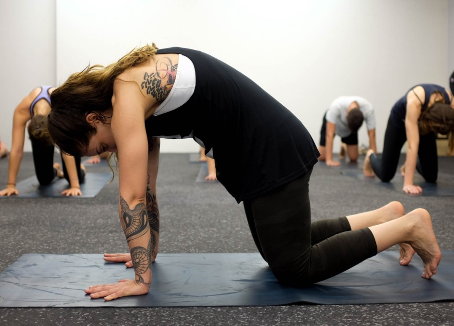 Maria aka The Yoga Lady