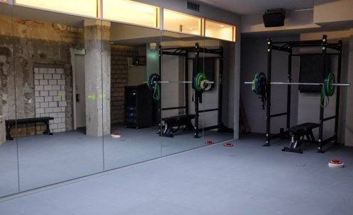 The PT Room
