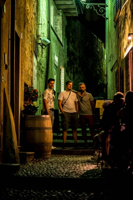 Alley of Bellagio