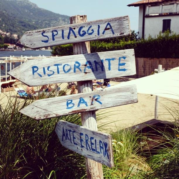 Spiaggia-always!